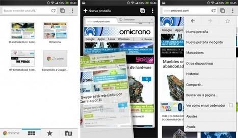 Los mejores navegadores web para Android | Androidiando | Scoop.it