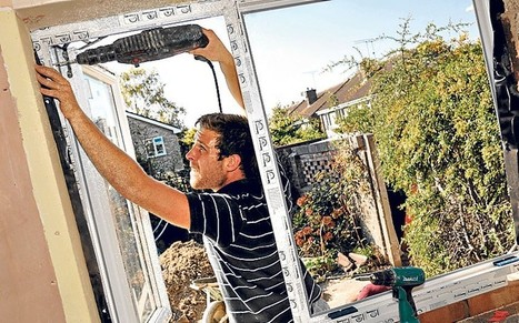 Jeff Howell: how can I get rid of mastic sealant? - Telegraph.co.uk | Window and Interior Designs | Scoop.it
