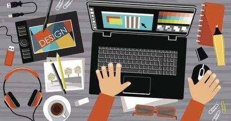 12 cursos online gratis de diseño gráfico | Herramientas útiles | Scoop.it