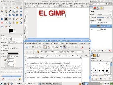 Instalar tipos de letras de Windows en Debian 6 ~ Tecnoinfotronica | Emprendedor en la Red | Scoop.it