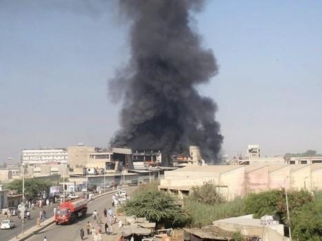 [Pakistan] Factory fire: Hundreds lose jobs as plastics factory gutted | Asian Labour Update | Scoop.it