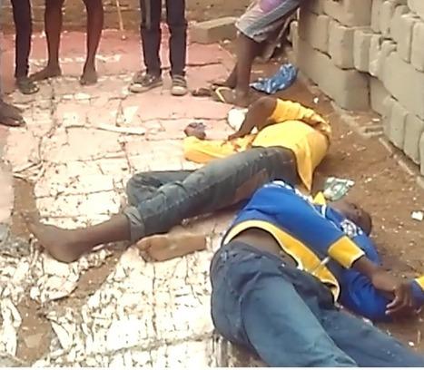 CTV: Brigadas de fuzilamento da DNIC matam em Viana #Angola | Saif al Islam | Scoop.it