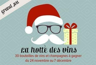 La hotte des vins, 30 bouteilles à gagner ! - Magazine du vin - Mon Vigneron | Agenda du vin | Scoop.it