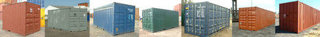Container Options - Shipping Containers for Hire | Shipping Container Secrets You Ought To Know By Now | Scoop.it