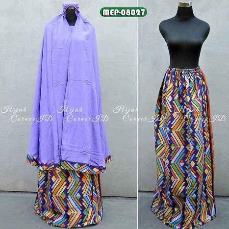 Mukena-Etnik-Prada-08027 | Atisomya Hijab | Scoop.it