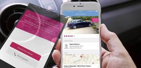 Drivy, Ouicar, Koolicar… notre comparatif des sites de location de voitures entre particuliers | Economy & Business | Scoop.it