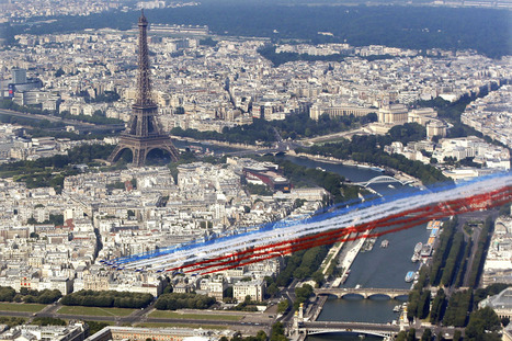 Paris From Above | Best of Photojournalism | Scoop.it