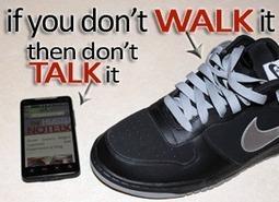 Lets Walk The Talk: Dalle Parole Ai Fatti | Strategia Oceano Blu | Scoop.it