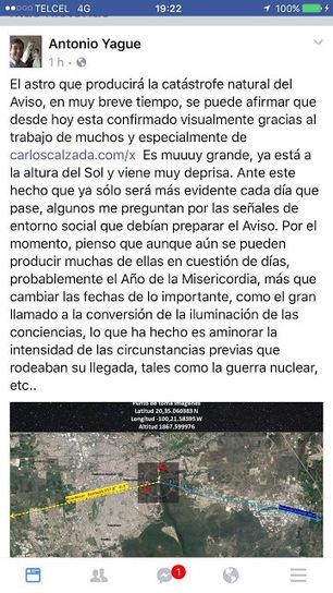 EL ASTRO DEL AVISO.. | Protocolos del apocalipsis | Scoop.it