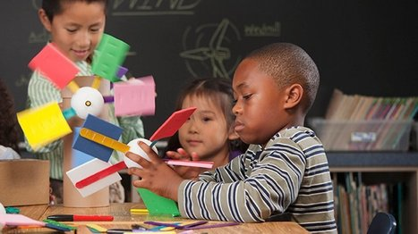 Change It Up With Integrated Learning Day   STEM   Scoop.it