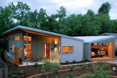 The Allen Residence | sustainable architecture | Scoop.it