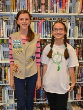 Girl Scouts, 13, launch book club for kids - Charlotte Observer | Seventh Grade Language Arts | Scoop.it