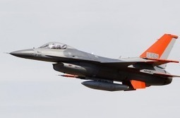 Boeing's QF-16 fighter jet makes its first unmanned flight - Aviation Questions   Aviation News   Scoop.it