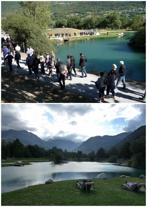 Inauguration de la base de loisirs d'Agos   Vallée d'Aure - Pyrénées   Scoop.it