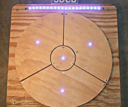 Das Blinken Bonken! An arduino ball throwing game platform.   Open Source Hardware News   Scoop.it
