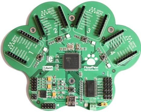 FlowPaw, the Bear Paw of Electronics Education | Heron | Scoop.it