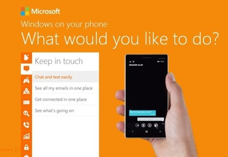 Microsoft launches new Windows Phone How To site | Pocketpt.net | Scoop.it