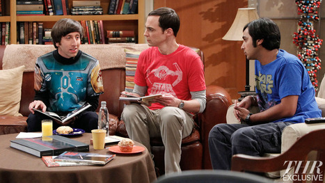 'Big Bang Theory,' Lucasfilm Team for 'Star Wars' Day Episode (Exclusive) - Hollywood Reporter (blog) | WE SPEAK ENGLISH | Scoop.it