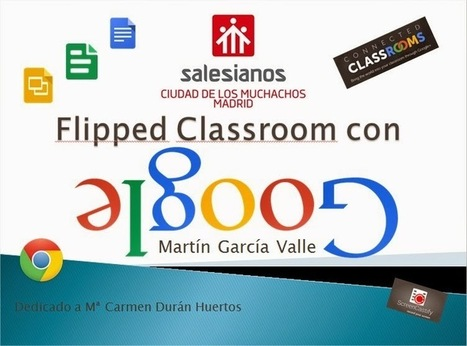 En la nube TIC: Flipped Classroom con Google | UAM B-learning | Scoop.it