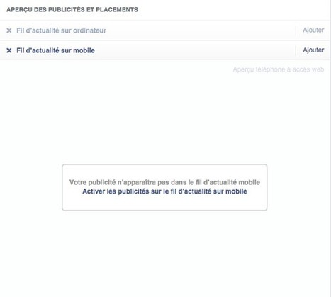Tout savoir sur l'optimisation des pubs Facebook en 15 points | Communication digitale | Scoop.it