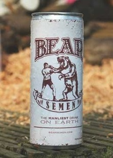 Bear Semen: The Manliest Drink on Earth. SERIOUSLY? | Gear and gadgets | Scoop.it
