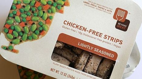 The future of high-tech meat substitutes - Fox News | New Technology | Scoop.it