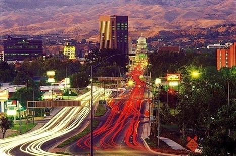 Boise - A City With Natural Beauty and a City Life Together | Travel and Destinations | Scoop.it