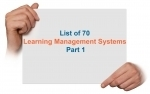 List of 70 Learning Management Systems: Part 1 | skills services | Scoop.it