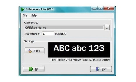Titledrome Lite, superponer subtítulos a vídeos de YouTube y otros canales de streaming | Recull diari | Scoop.it