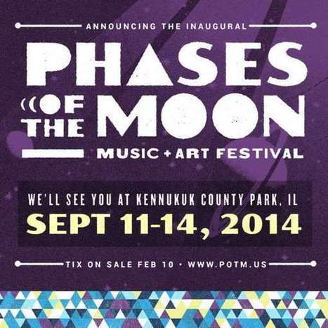 Phases Of The Moon | Panic, Mule, Tedeschi Trucks And More - JamBase | Jam scene | Scoop.it