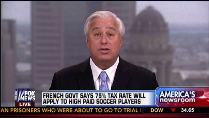 Ed Butowsky on Fox News 4-3-13 | Tax Rate | Scoop.it