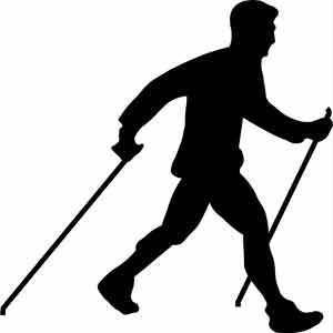 Marcha nórdica: algo más que simplemente mover las piernas | The evolution of walking | Scoop.it