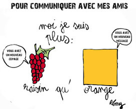 Anne Graindorge: vdv#53 : Orange ton froid et sors ton soleil ! | Vendredis du Vin | Scoop.it