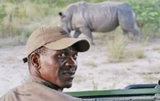Unsung hero, Mpho wins award for rhino conservation efforts | What's Happening to Africa's Rhino? | Scoop.it
