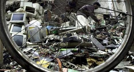 76% of e-waste workers suffer from respiratory ailments: Assocham | Sustain Our Earth | Scoop.it