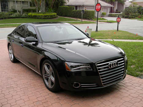 Audi A8 : A Business Drive With Elegance and Style   Automobiles   Scoop.it