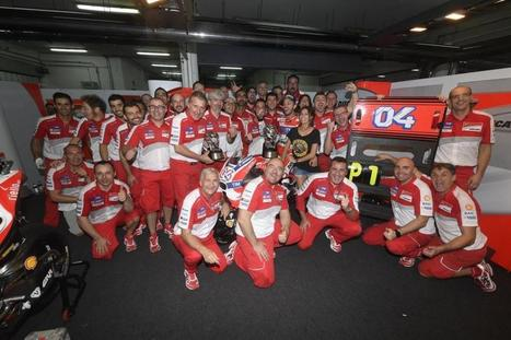 MotoGP, Dovizioso: winning was becoming a nightmare | Ductalk Ducati News | Scoop.it