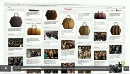 Et si l'on parlait Marketing : Pinterest et les Marques de luxe | SD FR | Scoop.it