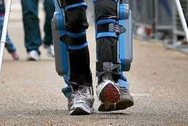 Paraplegic walks tall with bionic backpack | STEM Education models and innovations with Gaming | Scoop.it