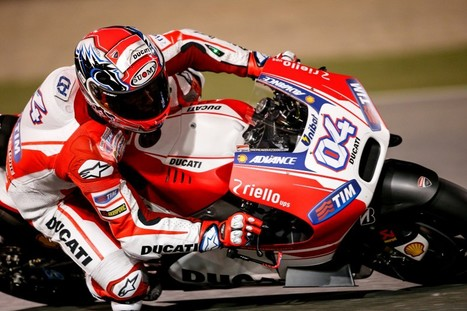 Ducati fuel allowance reduced after Qatar podiums | Ductalk Ducati News | Scoop.it