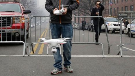 How Drones Will Replace Humans in the Workplace - ABC News | drones | Scoop.it