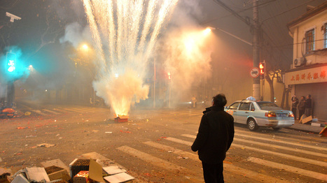 Air Quality Worries Dampen Chinese New Year Fireworks | Advanced Human Geography | Scoop.it