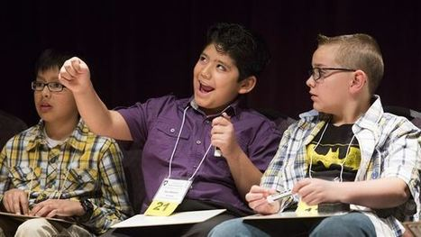 Local students compete in first Spanish spelling bee | Spanish in the United States | Scoop.it
