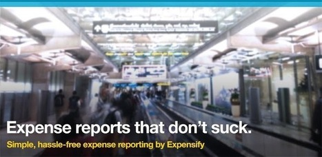 Expensify - Applications Android sur GooglePlay | Android Apps | Scoop.it