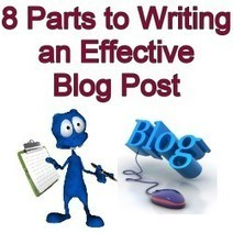 The 8 Parts of Writing an Effective Blog Post | RF chips in humans for tracking | Scoop.it