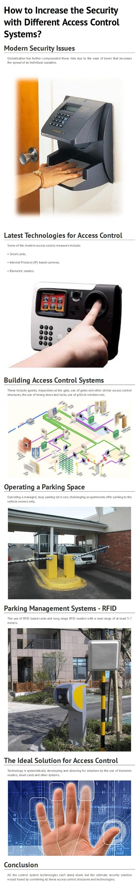 Enhanced Securities with Different Access Control Systems By www.globalkeyaccess.com | Global Keyaccess Technologies Ltd. | Scoop.it