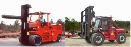Fork Lift Truck Sales, Container Handler, Service: Used Lift Trucks | industrial_equipment | Scoop.it
