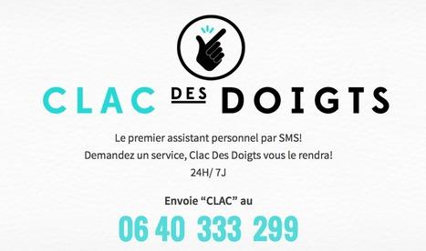 L'explosion des services de conciergeries mobiles : Clac-des-doigts, c'est Magic ! - Le Lab by vente-privee consulting   Mass marketing innovations   Scoop.it