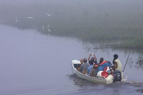Ecotourisme dans le monde | avec ecotourisme.fr | Soyons Vert!  Pour un marketing plus responsable | Scoop.it