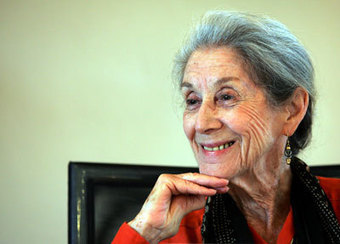 Muere la escritora sudafricana Nadine Gordimer, Nobel en 1991 | acerca superdotación y talento | Scoop.it